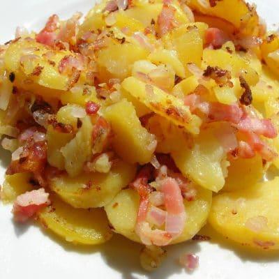 Баденски пържени картофи