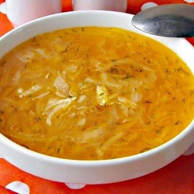постна супа шчи
