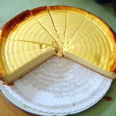Немски кейк със сирене