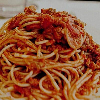 Спагети Аматричиана (Spaghetti alla Amatriciana)