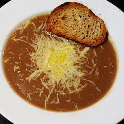 Базелска супа от брашно (Basler Mehlsuppe)